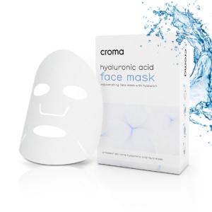 Princess verjongend gezichtsmasker met hyaluronzuur (set 8 stuks)
